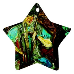Texas Girl Star Ornament (two Sides)