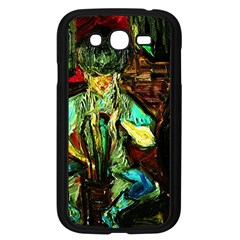 Texas Girl Samsung Galaxy Grand Duos I9082 Case (black)