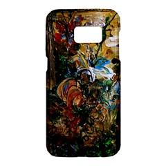 Flowers And Mirror Samsung Galaxy S7 Hardshell Case