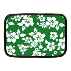 Hibiscus Flower Netbook Case (medium)