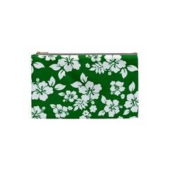 Hibiscus Flower Cosmetic Bag (small)