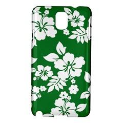 Hibiscus Flower Samsung Galaxy Note 3 N9005 Hardshell Case