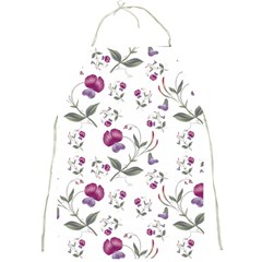 Floral Wallpaper Pattern Seamless Full Print Aprons
