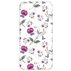 Floral Wallpaper Pattern Seamless Apple Iphone 5 Classic Hardshell Case