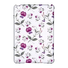 Floral Wallpaper Pattern Seamless Apple Ipad Mini Hardshell Case (compatible With Smart Cover)
