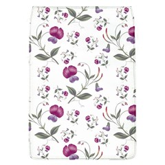 Floral Wallpaper Pattern Seamless Flap Covers (l)