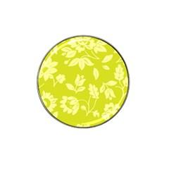 Floral Vintage Wallpaper Pattern Hat Clip Ball Marker