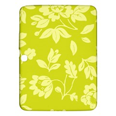 Floral Vintage Wallpaper Pattern Samsung Galaxy Tab 3 (10 1 ) P5200 Hardshell Case