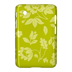 Floral Vintage Wallpaper Pattern Samsung Galaxy Tab 2 (7 ) P3100 Hardshell Case