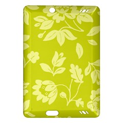 Floral Vintage Wallpaper Pattern Amazon Kindle Fire Hd (2013) Hardshell Case