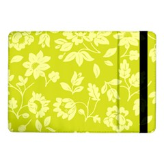 Floral Vintage Wallpaper Pattern Samsung Galaxy Tab Pro 10 1  Flip Case