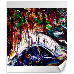 Gatchina Park Canvas 8  X 10  by bestdesignintheworld
