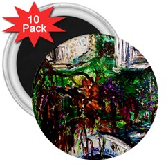 Gatchina Park 4 3  Magnets (10 Pack)