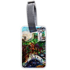 Gatchina Park 4 Luggage Tags (one Side)