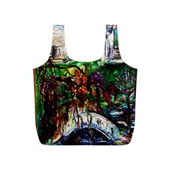 Gatchina Park 4 Full Print Recycle Bags (s)