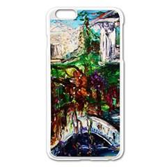 Gatchina Park 4 Apple Iphone 6 Plus/6s Plus Enamel White Case