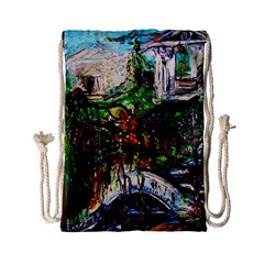Gatchina Park 4 Drawstring Bag (small)