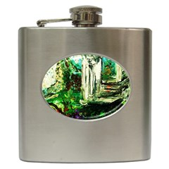 Gatchina Park 3 Hip Flask (6 Oz) by bestdesignintheworld