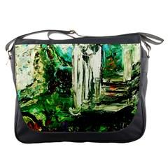 Gatchina Park 3 Messenger Bags by bestdesignintheworld