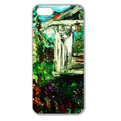 Gatchina Park 3 Apple Seamless Iphone 5 Case (clear) by bestdesignintheworld