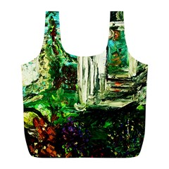 Gatchina Park 3 Full Print Recycle Bags (l)  by bestdesignintheworld