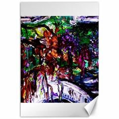 Gatchina Park 2 Canvas 12  X 18