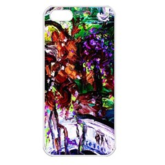 Gatchina Park 2 Apple Iphone 5 Seamless Case (white)
