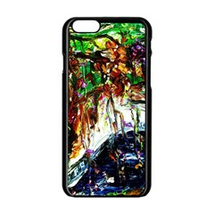 Gatchina Park 1 Apple Iphone 6/6s Black Enamel Case