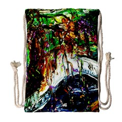 Gatchina Park 1 Drawstring Bag (large)