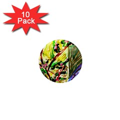 House Will Be Buit 4 1  Mini Magnet (10 Pack)