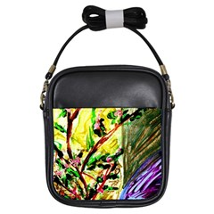 House Will Be Buit 4 Girls Sling Bags