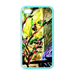 House Will Be Buit 4 Apple Iphone 4 Case (color)