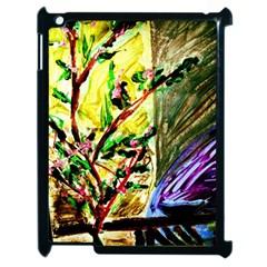 House Will Be Buit 4 Apple Ipad 2 Case (black) by bestdesignintheworld