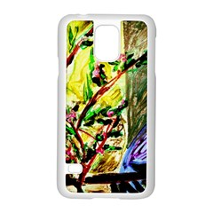 House Will Be Buit 4 Samsung Galaxy S5 Case (white)