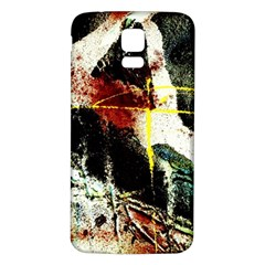 Egg In The Duck   Needle In The Egg Samsung Galaxy S5 Back Case (white)