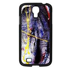 Egg In The Duck   Needle In The Egg 7 Samsung Galaxy S4 I9500/ I9505 Case (black)