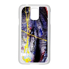 Egg In The Duck   Needle In The Egg 7 Samsung Galaxy S5 Case (white)