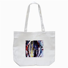 Egg In The Duck   Needle In The Egg 7 Tote Bag (white)