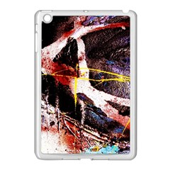 Egg In The Duck   Needle In The Egg 4 Apple Ipad Mini Case (white)