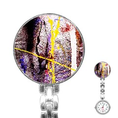 Egg In The Duck   Needle In The Egg 1 Stainless Steel Nurses Watch