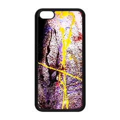 Egg In The Duck   Needle In The Egg 1 Apple Iphone 5c Seamless Case (black)