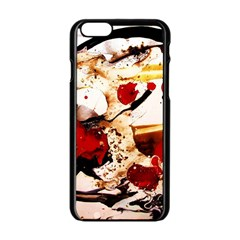 In Ireland 3 Apple Iphone 6/6s Black Enamel Case