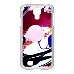 Immediate Attraction 8 Samsung Galaxy S4 I9500/ I9505 Case (white)