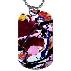 Immediate Attraction 1 Dog Tag (two Sides)