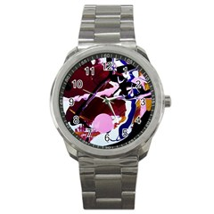 Immediate Attraction 1 Sport Metal Watch