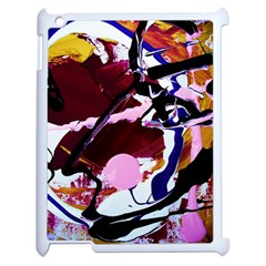 Immediate Attraction 1 Apple Ipad 2 Case (white)