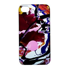 Immediate Attraction 1 Apple Iphone 4/4s Hardshell Case With Stand by bestdesignintheworld