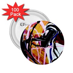 Immediate Attraction 2 2 25  Buttons (100 Pack)