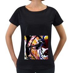 Immediate Attraction 2 Women s Loose Fit T Shirt (black)