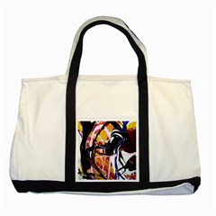 Immediate Attraction 2 Two Tone Tote Bag by bestdesignintheworld